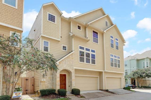 3312 Home Point Drive, Houston, TX 77091 (MLS #5568927) :: The Lugo Group