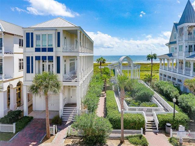 1625 Seaside Drive, Galveston, TX 77550 (MLS #55690857) :: Ellison Real Estate Team