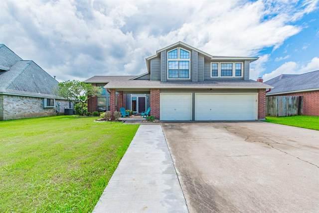 109 Scarlet Oak Street, Lake Jackson, TX 77566 (MLS #55701039) :: The SOLD by George Team