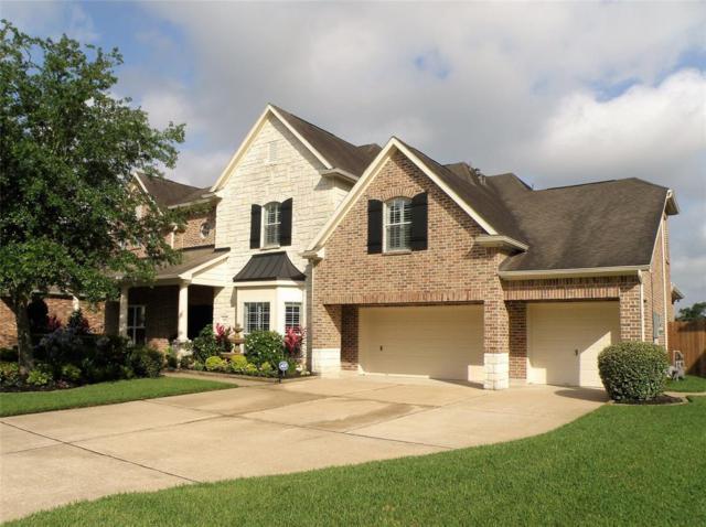3318 King George Lane, Friendswood, TX 77546 (MLS #55732164) :: The Queen Team