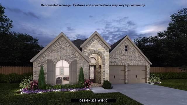 2617 Bethel Springs Lane, League City, TX 77573 (MLS #55732947) :: Texas Home Shop Realty