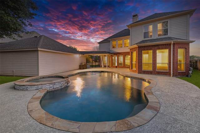 8603 S Fitzgerald Way, Missouri City, TX 77459 (MLS #55734118) :: Green Residential