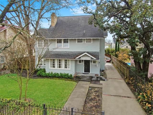 609 Sul Ross Street, Houston, TX 77006 (MLS #55740342) :: Green Residential