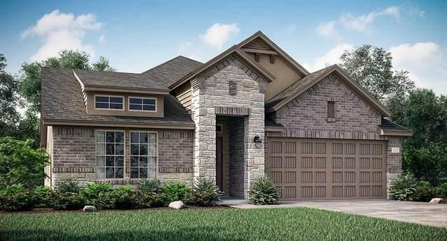 724 Scenic Lake Drive, La Marque, TX 77568 (MLS #55746044) :: Caskey Realty