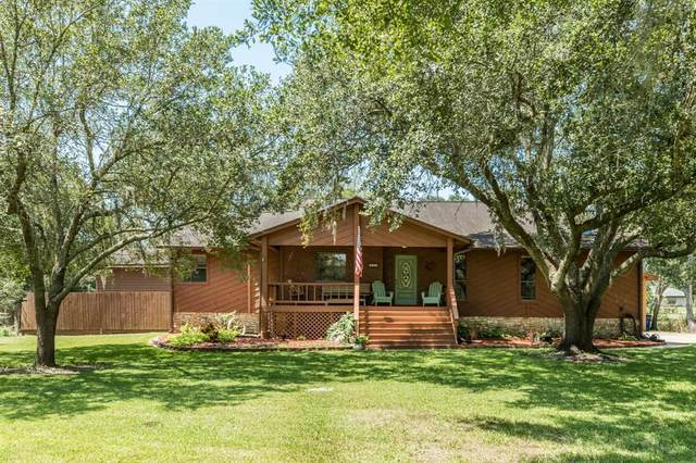290 Fawn Trail, Lake Jackson, TX 77566 (MLS #55746378) :: The Heyl Group at Keller Williams
