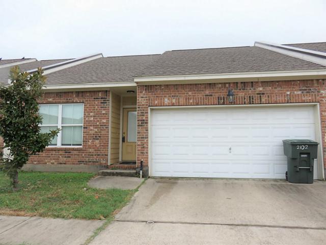 2102 Ann Marie Lane, Galveston, TX 77551 (MLS #55764117) :: NewHomePrograms.com LLC