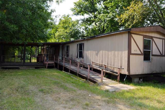 413 N Franklin Avenue, Cleveland, TX 77327 (MLS #55768556) :: The Bly Team