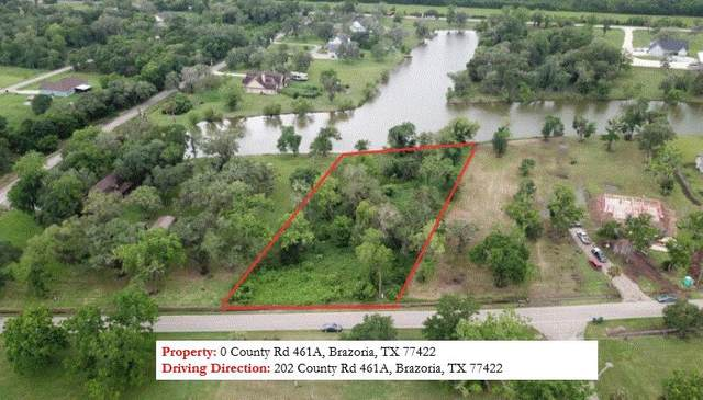 0 County Road 461, Brazoria, TX 77422 (MLS #55771009) :: My BCS Home Real Estate Group