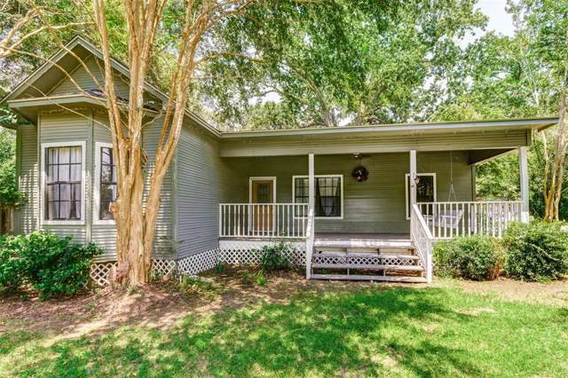 291 County Road 2237, Cleveland, TX 77327 (MLS #55773985) :: The Bly Team
