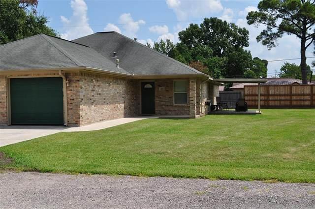 450 W Houston Street, Highlands, TX 77562 (MLS #55779348) :: The Property Guys