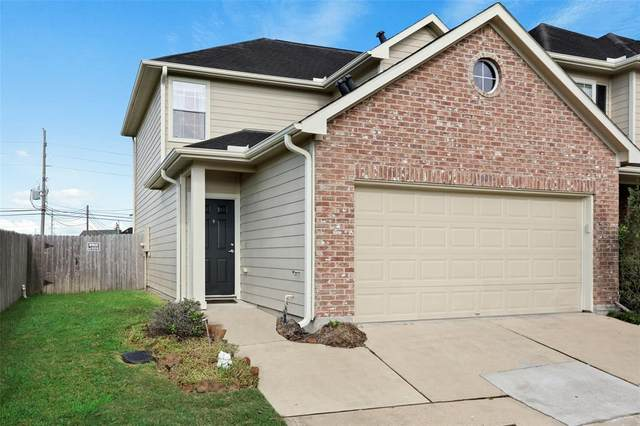 803 Fish Creek Drive, Katy, TX 77450 (MLS #55790374) :: The Freund Group