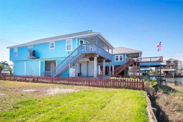 1014 Tiki Drive, Tiki Island, TX 77554 (MLS #55795325) :: Caskey Realty