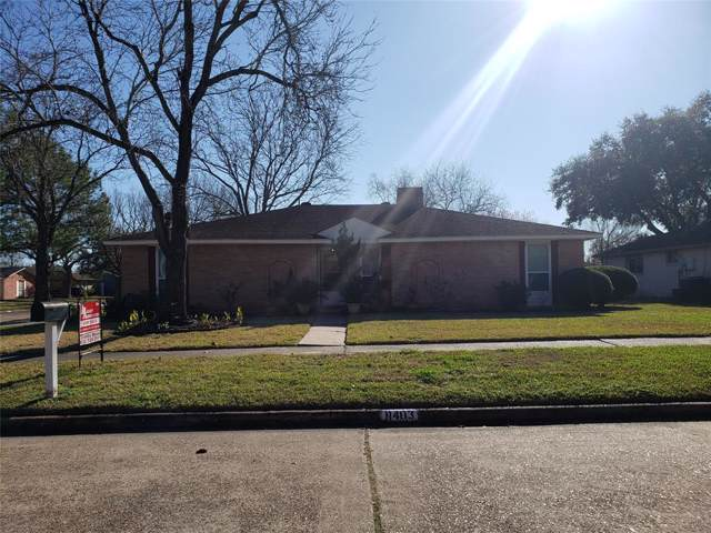 11403 Vinedale Drive, Houston, TX 77099 (MLS #55798258) :: The Bly Team