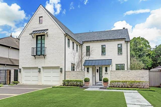 4543 Shetland Lane, Houston, TX 77027 (MLS #55807488) :: My BCS Home Real Estate Group