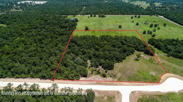 Tract 7 (10.83 ac) Serenity Ranch Road, Caldwell, TX 77836 (MLS #55817884) :: Texas Home Shop Realty