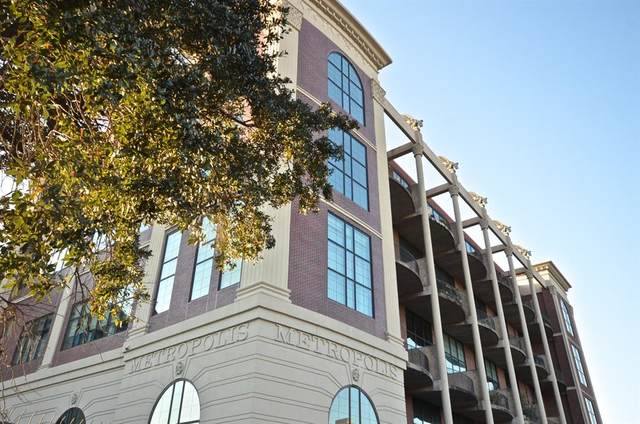 1914 W Gray Street #304, Houston, TX 77019 (MLS #55825013) :: The SOLD by George Team