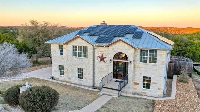 4503 W Silverhill Drive, Lago VIsta, TX 78645 (MLS #55828256) :: My BCS Home Real Estate Group