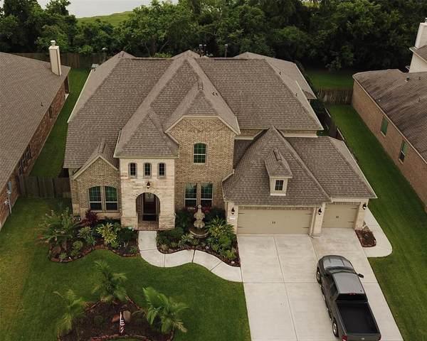 2950 Hawkins Creek Lane, League City, TX 77573 (MLS #55842807) :: CORE Realty