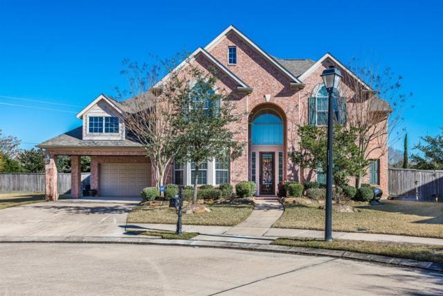 2101 Verona Drive, Pearland, TX 77581 (MLS #55843719) :: Magnolia Realty