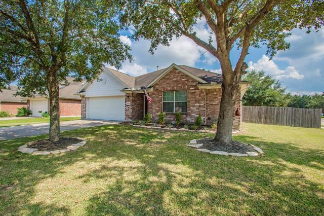 4205 Cleburne, Pearland, TX 77584 (MLS #55855229) :: The SOLD by George Team