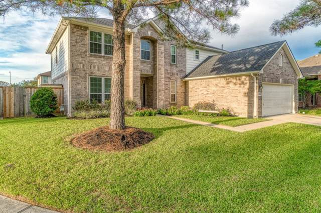 16546 Cypress Thicket Drive, Cypress, TX 77429 (MLS #55859153) :: The Bly Team