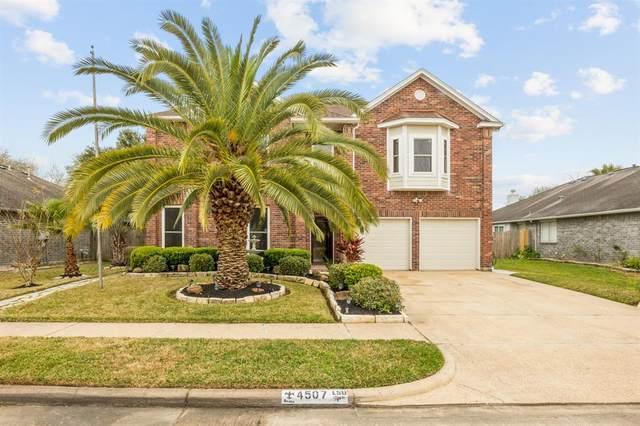 4507 Fox Run Street, Pearland, TX 77584 (MLS #55867419) :: The Property Guys
