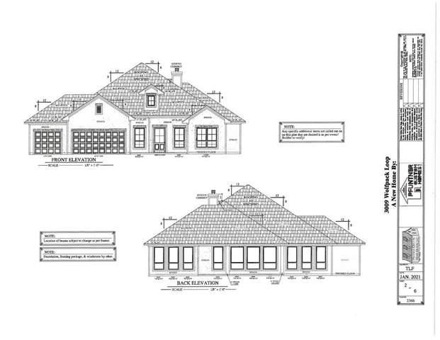 3009 Wolfpack Loop, Bryan, TX 77808 (MLS #55867511) :: Lerner Realty Solutions