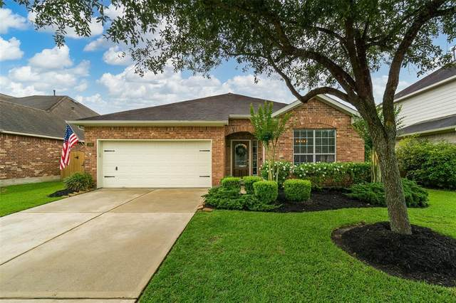 2895 Milano Lane, League City, TX 77573 (MLS #55867923) :: The SOLD by George Team