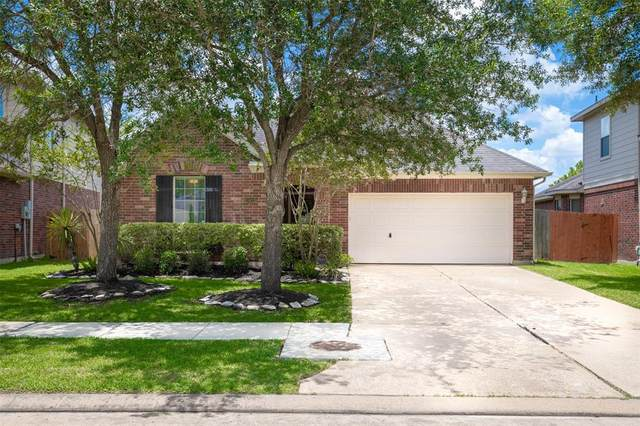 11411 Shoal Creek Drive, Pearland, TX 77584 (MLS #55872801) :: Phyllis Foster Real Estate