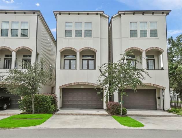 3013 Maxroy Street, Houston, TX 77008 (#5587655) :: ORO Realty