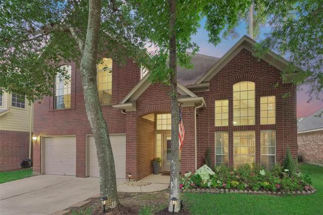 1334 Chesterpoint Drive, Spring, TX 77386 (MLS #55886816) :: The Parodi Team at Realty Associates