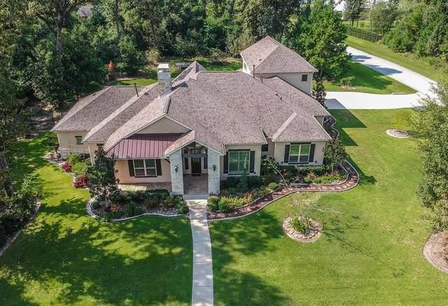 5350 Pine Wood Hills Court, Spring, TX 77386 (MLS #55892548) :: Giorgi Real Estate Group