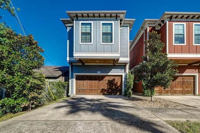 1610 Bonner Street B, Houston, TX 77007 (MLS #55895325) :: The Sansone Group