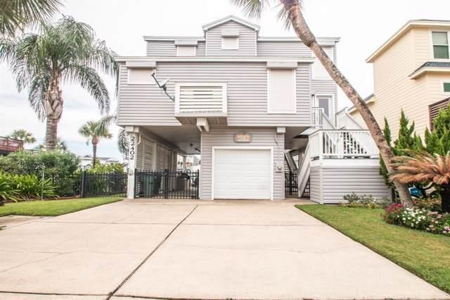 22402 Isle View Drive, Galveston, TX 77554 (MLS #55904596) :: Giorgi Real Estate Group