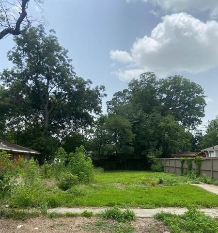4606 Hershe Street, Houston, TX 77020 (MLS #55911609) :: Bay Area Elite Properties
