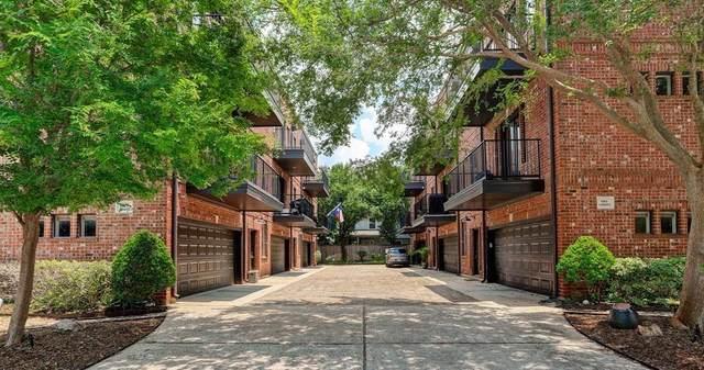 910 Malone Street #101, Houston, TX 77007 (MLS #55918697) :: The Sansone Group