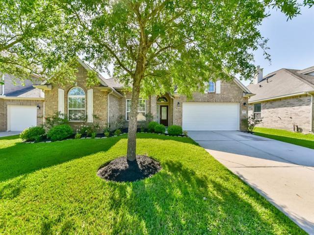 2703 White Falls Drive, Pearland, TX 77584 (MLS #55926834) :: Magnolia Realty