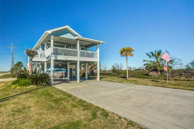 2201 Lobster, Crystal Beach, TX 77650 (MLS #55943324) :: The SOLD by George Team