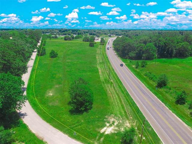 23206 Highway 321, Cleveland, TX 77327 (MLS #55952154) :: The SOLD by George Team