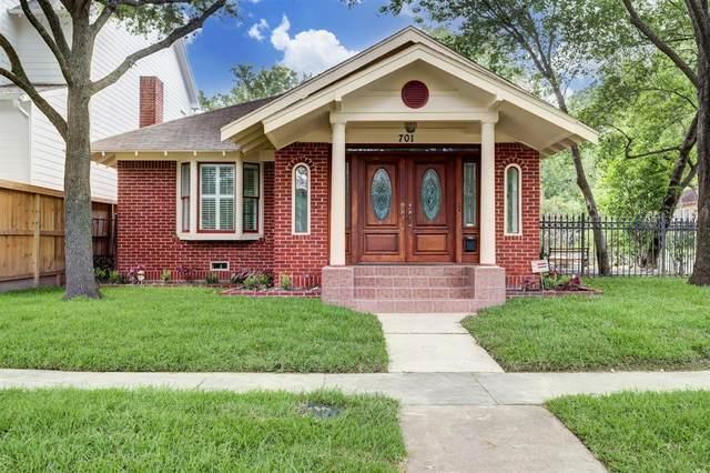 701 Ridge Street, Houston, TX 77009 (MLS #55952586) :: The SOLD by George Team