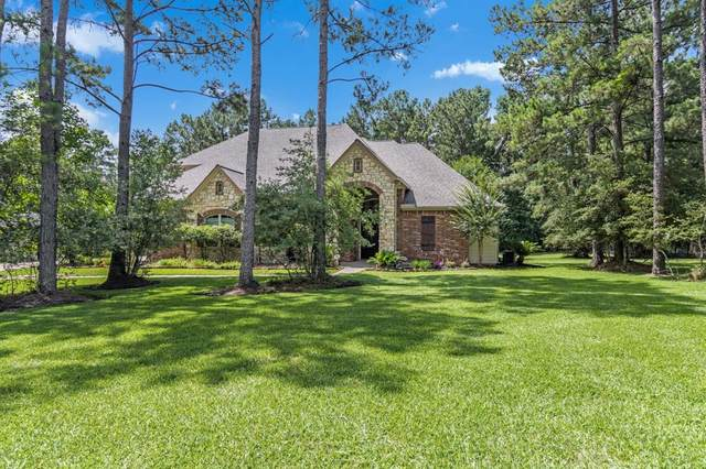 29222 Champions Drive, Magnolia, TX 77355 (MLS #55953060) :: My BCS Home Real Estate Group