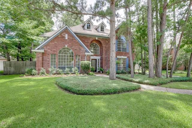 78 Smokestone Drive, The Woodlands, TX 77381 (MLS #55967796) :: The Bly Team