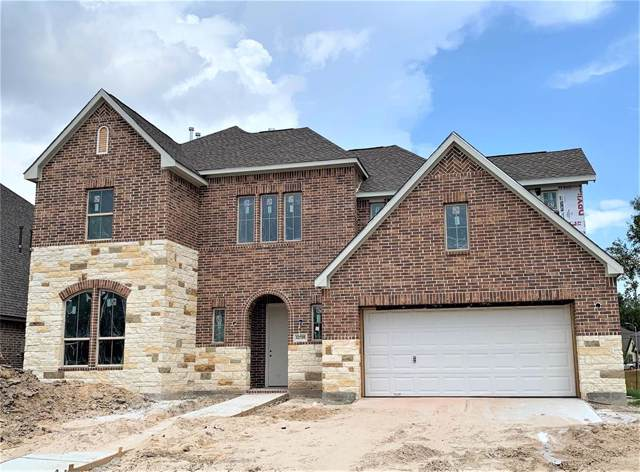 12735 North Greater Blue Circle, Humble, TX 77346 (MLS #55970390) :: The Bly Team