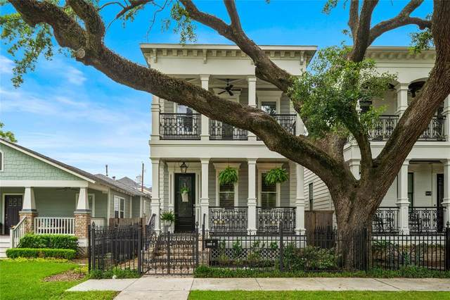 835 E 27th Street A, Houston, TX 77009 (MLS #55974111) :: The SOLD by George Team