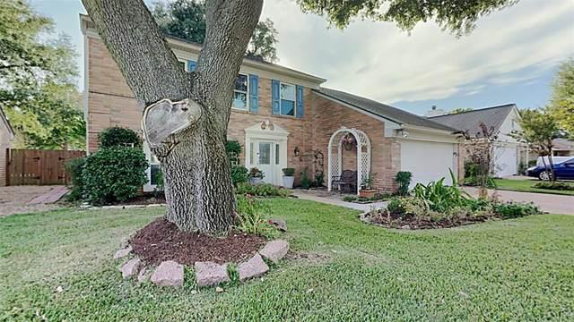 18027 Brooknoll Drive, Houston, TX 77084 (MLS #55976624) :: EW & Associates Realty, LLC