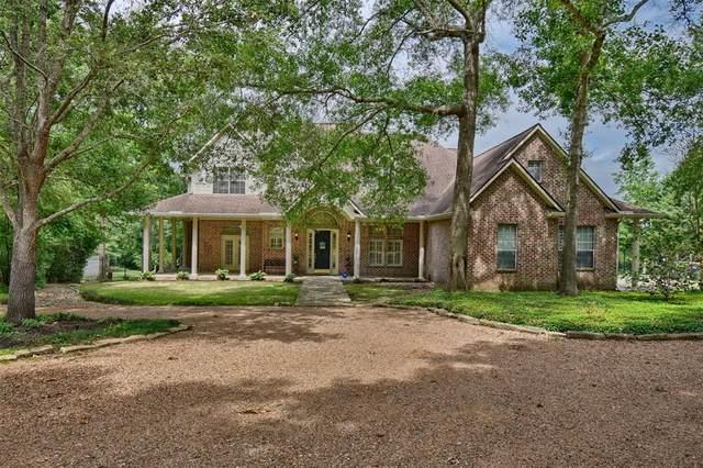 213 Heritage Trail N, Bellville, TX 77418 (MLS #55979772) :: Homemax Properties