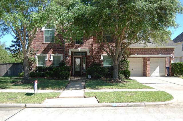 4310 Roundtree Lane, Missouri City, TX 77459 (MLS #55980895) :: Team Sansone