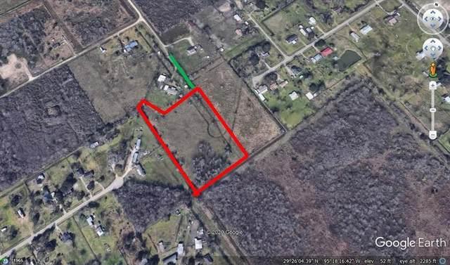 3163 County Road 146, Alvin, TX 77511 (MLS #5598522) :: Giorgi Real Estate Group