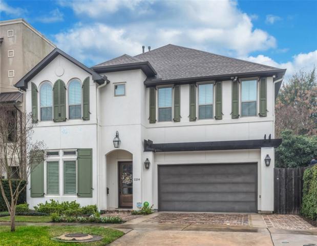 2214 Brun Street, Houston, TX 77019 (MLS #5599020) :: Texas Home Shop Realty