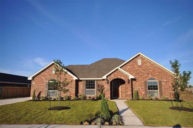 6622 Falcon Ridge, Manvel, TX 77578 (MLS #55993351) :: Texas Home Shop Realty